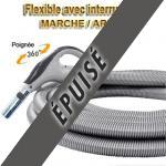 Flexible 15 m Universel avec bouton marche/arrêt convient à toutes marques