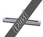 Brosse parquet ELECTROLUX ZE016 - Diamètre OVALE 36 mm
