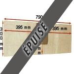 sac EAGLES pour centrales BASTIDE, COTTAGE, CHAUMIÈRE (Pochette de 10)