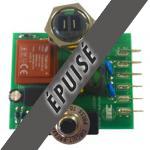 Circuit electronique 240V 15A   Cyclovac E105