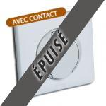 Prise d aspiration centralisee ALDES Modele Celiane à contact