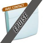 Prise d'aspiration centralisée ALDES Modèle EASY avec contact