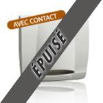 Prise d'aspiration centralisée ALDES Modèle Sérélia  à contact