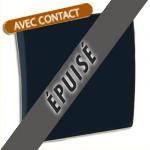 Prise d'aspiration centralisée ALDES Modèle NEO bleu à contact