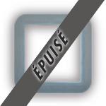 Finition pour prise Europe gris clair