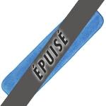 Mop Microfibre 60 x 13 cm - bleu