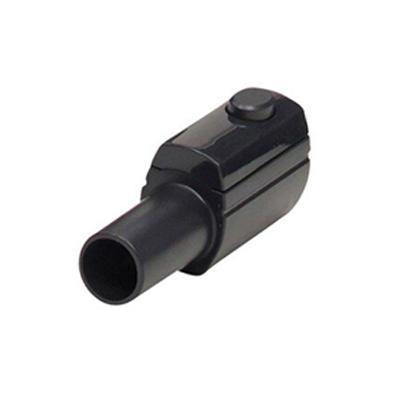 Adaptateur pour connexion ovale 36 mm à ronde 32 mm, convient pour Electrolux et AEG