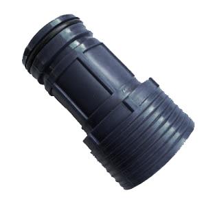Embout de raccord pour poignée pneumatique/flexible
