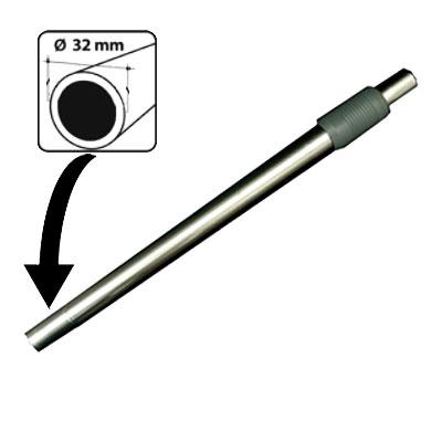 Tube téléscopique inoxydable ELECTROLUX