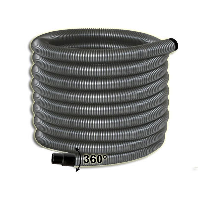 Flexible standard RETRAFLEX 12,20 m rétractable dans le mur, compatible Hide-A-Hose