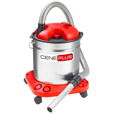 Bidon vide cendres d colmatant ceneplus moteur lectrique 950w 18l pour aspirer les cendres - Ou jeter les cendres de cheminee ...