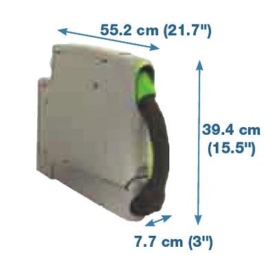 VROOM flexible retractable à enrouleur automatique