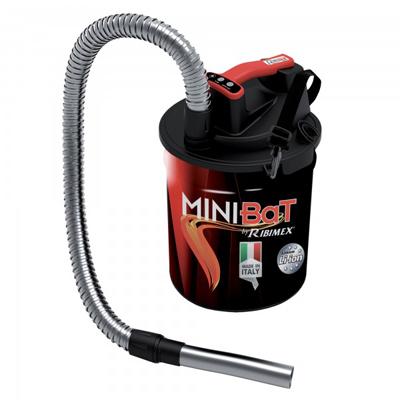 Aspirateur à cendre à batterie Minibat 10L