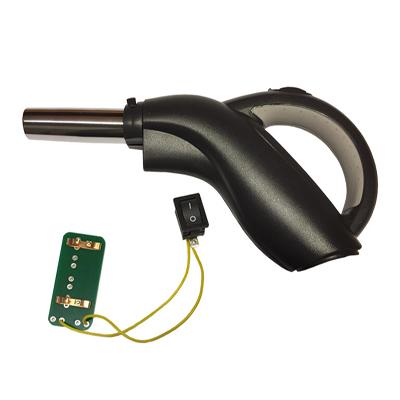 Poignée de rechange avec interrupteur marche - arrêt pour flexibles Beam