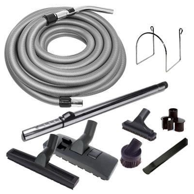 Set 8 accessoires + 1 flexible standard 10 m