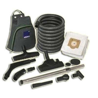 Set Accessoires et flexible 8 M non filaire Aldes C.Cleaner, C.Booster et C.Blue