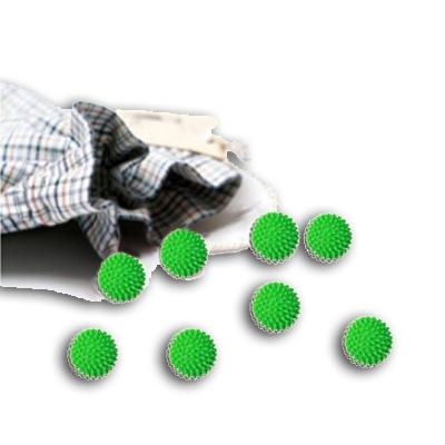 Recharge de 16 boules vertes pour doseur FLIPBUS