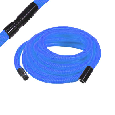 Rallonge de 2 m flexible bleu