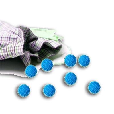 Recharge de 32 boules bleues pour doseur FLIPBUS