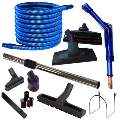 Set ALDES 8 accessoires + 1 flexible standard 15 m