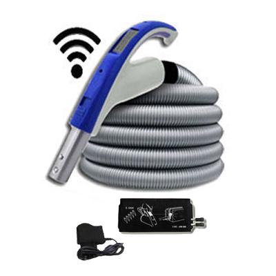 Flexible de 12 m à télécommande intégrée 915 Mhz pour équipement non filaire type ALDES (Émetteur-récepteur)
