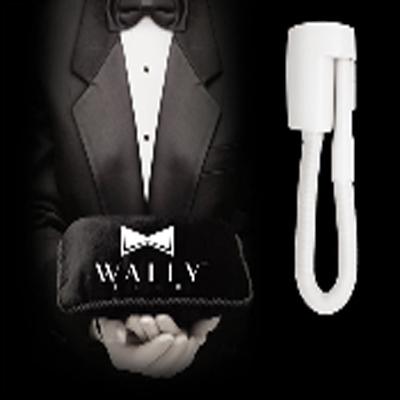 WallyFlex blanc! pour la cuisine et la salle de bain, Cyclovac TFWALLYB