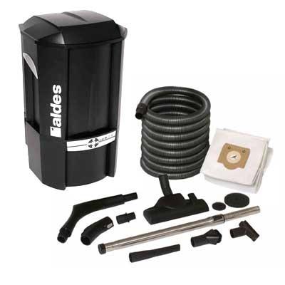 aspirateur centralisée ALDES pack C. Cleaner Garantie 2 ANS (jusqu'à 300 m²) + set de nettoyage Réf: 11071100