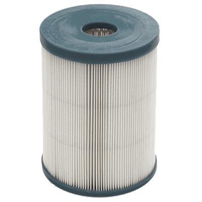 Filtre polyester pour centrale Easy clean 300/400/550 et Aspilusa 300/400/550 H 196 mm/ Ø 158 mm