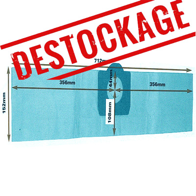 Sac Microfibre Style Soteco petit model paquet de 3