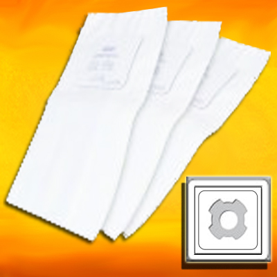 3 sacs lectrostatiques 4 crans 1 filtre type cyclovac. Black Bedroom Furniture Sets. Home Design Ideas