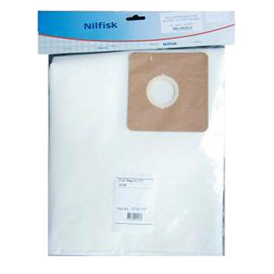 Pochette de 3 Sacs Polyester Nilfisk CV10/20/30i/30i RRC/Alto Centix 50