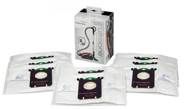 Lot de 8 sacs S-BAG UMP1 Ultra Long Performance - Jusqu'à 80 % de durée de vie en plus!