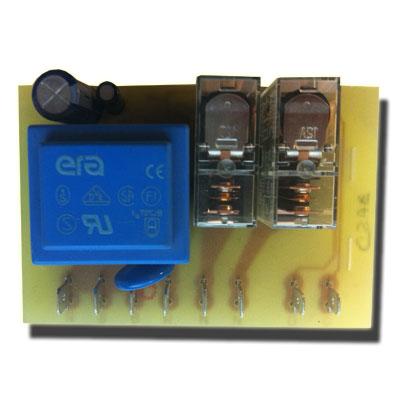 Carte electronique generale d aspiration pour centrale GA500