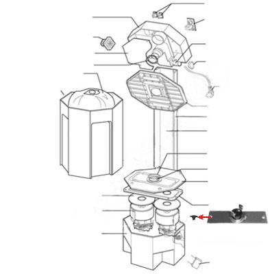 Thermostat de sécurité et / ou raccordement moteurs pour centrale Confort Energy Family
