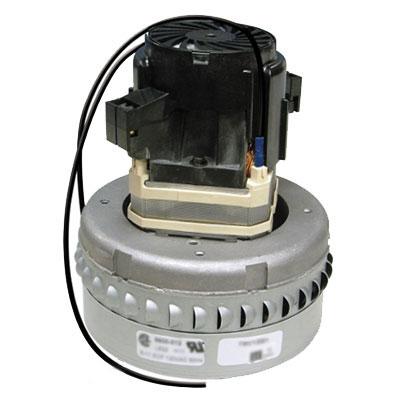 Moteur ElectroMotors 6600-206A il remplace le 6600-016A (TMCY2003) pour centrales type Cyclovac DL200SV - DL2011 - GX2011