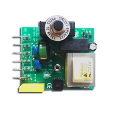 Carte électronique cyclovac 240V 10A Standard