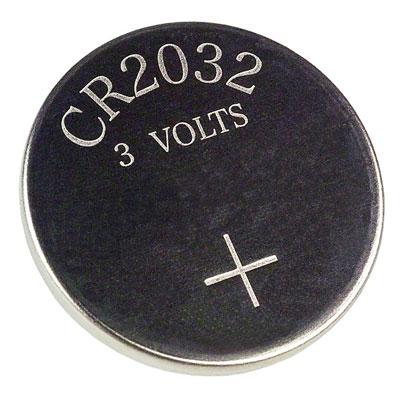 Pile 3V au lithium CR2032