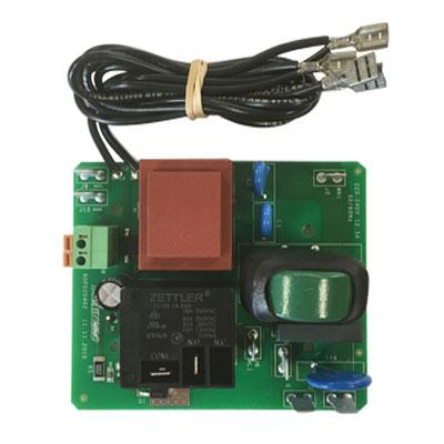 Carte electronique DRAINVAC pour centrale 1 moteur