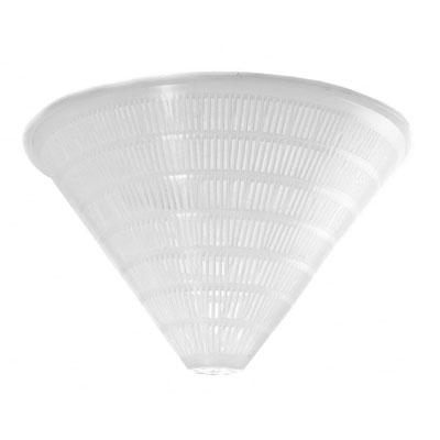 Cône en plastique type Drainvac pour centrales Cyclonique, DF1R11, DF1R15