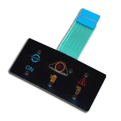 Panneau de led avec bouton poussoir pour DISPLAY AVT POUR MOD. TC, AERTECNICA CM904