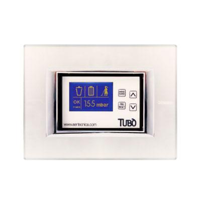 Dynamic Control Display pour centrales monophasées, AERTECNICA CMT800