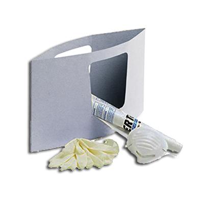 Sachets avec fermeture et tendeur de sac pour P150, P250 (boîte de 10 pcs)