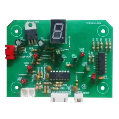 Carte Électronique LED VAC Panneau de Configuration pour centrales d aspiration SACH CVTech VAC Electra Sach R10146 SC