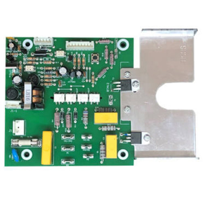 Carte Électronique pour centrale d'aspiration Sach Typhoon LCD, Sach R10050-SC