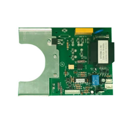 Carte Électronique pour centrales d'aspiration Sach Typhoon 160/180 EVO Led, Sach R10049-SC