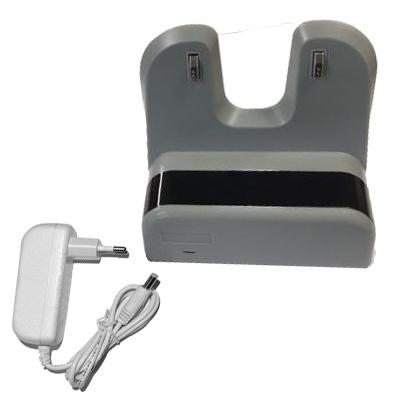 Chargeur de batterie avec alimentation pour robot Aertecnica TR800, Aertecnica RTR07