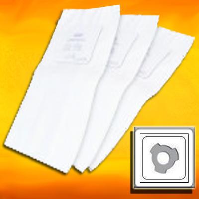 3 sacs type Cyclovac à 3 crans pour séries GS et GX modèles: 111,200,210,211,311