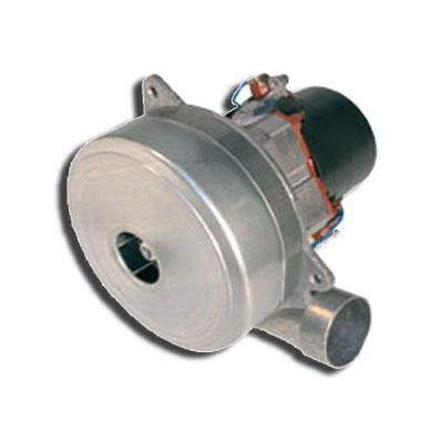 Moteur pour centrales d'aspiration type Husky 8010, 8510, 8610, ACK-160, Air Cyklon, Cyklon1, Pro20 (haut) PT2711, PT3211 et PT3311