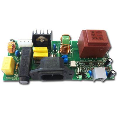 Carte électronique pour centrales d'aspiration AERTECNICA Studio TS1, TS2, TS4, TS85 et TS105, Aertecnica CM909