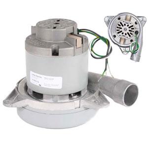 Moteur pour centrales d'aspiration Cyclovac DL100 et DL3000P, Cyclovac TM757212